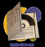 Pressage.EU Pressage CD - Digifile CD, 2 volets (4 pages)
