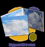 Pressage.EU Pressage CD - Digipack CD, 3 volets (6 pages)