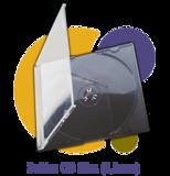 Pressage.EU Pressage DVD - Boîtier CD Slim (5,2mm)