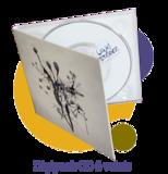 Pressage.EU Pressage DVD - Digipack CD, 2 volets (4 pages)