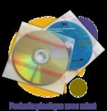 Pressage.EU Pressage DVD - Pochette Plastique avec Rabat (& adhésifs)