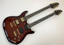 Prestige Guitars Heritage Elite Double Neck limited edition