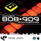 Prime Loops Complete 808 + 909 Drum Machines