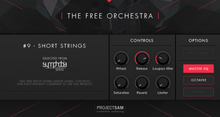 Project SAM The Free Orchestra – Short Strings