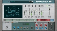 PropellerHead Reason Drum Kits RE