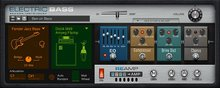 PropellerHead Reason Electric Bass RE