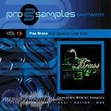 ProSamples VOL 19 POP BRASS