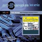 ProSamples Vol 41 Solo Strings