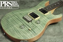 PRS SE Custom 24 - Trampas Blue