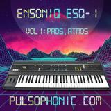 Pulsophonic Ensoniq ESQ-1 Vol.1 : Pads Atmos
