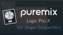 pureMix Logic Pro X For Singer-Songwriters