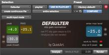 Quiet Art Defaulter