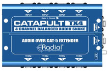 Radial Engineering Catapult TX4M