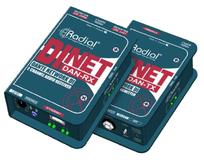 Radial Engineering DiNET DAN-RX