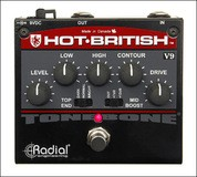 Radial Engineering Hot-british V9