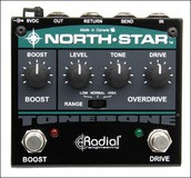 Radial Engineering North-Star
