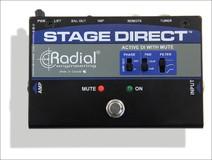 Radial Engineering StageDirect
