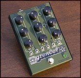 Rare Waves Grendel Drone Commander Classic Pedal