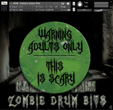 Rattly And Raw Zombie Drum Bits