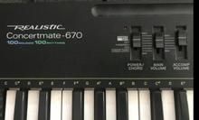 Realistic Concertmate-670
