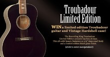 Recording King RNJ-26 Troubador Limited Edition