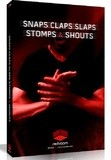 Red Room Audio Snaps Claps Slaps Stomps & Shouts