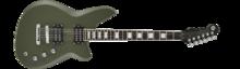 Reverend Bayonet - Satin Army Green