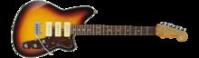 Reverend Jetstream 390 - 3 Tone Burst