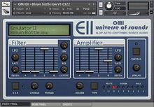 Rhythmic Robot Emulator II OMI Universe of Sounds: Vol 1