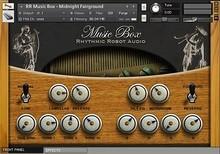 Rhythmic Robot Music Box