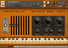 Rhythmic Robot Prototype EP