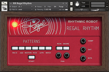 Rhythmic Robot Regal Rhythm