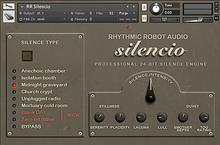 Rhythmic Robot Silencio