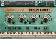 Rhythmic Robot Soviet Organ