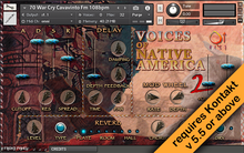 Rhythmic Robot Voices of Native America volume II