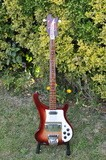 Rickenbacker 4001v63 - Fireglo