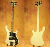Rickenbacker 4003 White