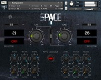 Rigid Audio Space II