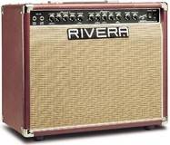 Rivera Chubster 40 112 Combo - Ruby