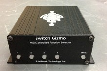 Rjm Music Technologies Switch Gizmo