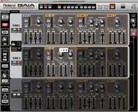 Roland GAIA Synthesizer Sound Designer