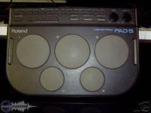Roland Handypad Pad-5