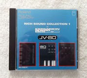 Roland PN-JV80-01 Rich Sound Collection 1