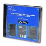Roland PN-JV80-05 Contemporary Composer