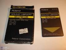Roland SN-R8-08 : Dry