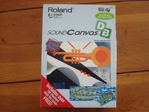Roland sound canvas DB