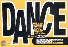 Roland SR-JV80-06 Dance