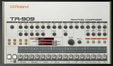 Roland TR-909 Plug-In