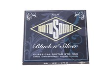 Rotosound Black n' Silver CL4 28-45