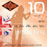 Rotosound Jumbo King JK10 10-50 Extra Light